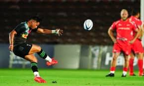 Marcus Smith puts gloss on rugby's ragged return as Harlequins beat Sale |  Sport | The Guardian