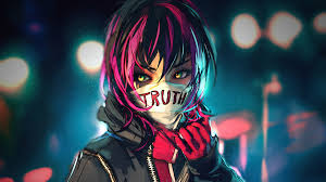 tell me the truth hd anime 4k