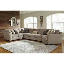laf loveseat wedge armless sofa raf