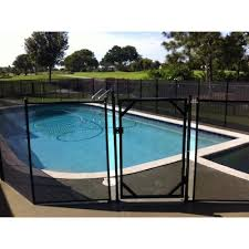Pool Safety Barrier Gates At Lowes Com
