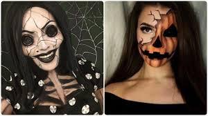 videos halloween makeup tutorial