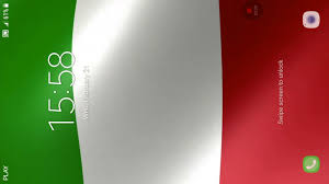 3d italy flag live wallpaper you
