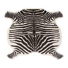 australia ikea zebra rug zebra print