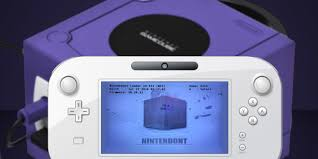 play gamecube games on your wii u