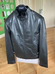 soft leather jacket size xl