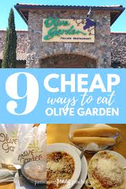 olive garden 5 take home entrees are