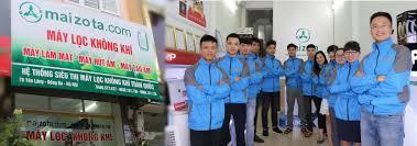 Maizota is a company airpurifiers