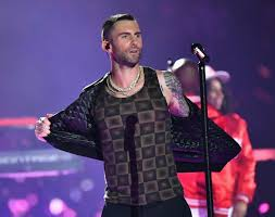 adam levine super bowl 2019 shirt