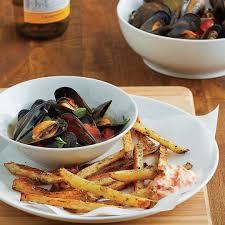 Mussels Frites - Instant Pot Recipes
