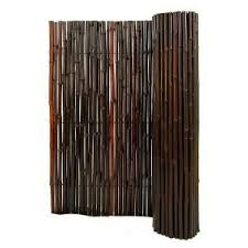 Privacy Screen Mahogany Bamboo Fence Bamboo Outdoor Privacy Screen Outdoor