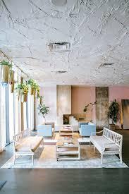 Adeline + Carter   The Line Hotel — Earl Grey Floral