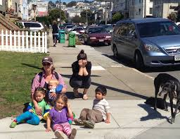 Boy, 3, hit by truck in San Francisco