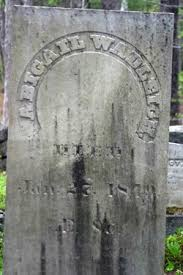 Abigail Hayes Wadleigh (1763-1849) - Find A Grave Memorial