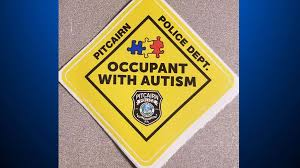 Local Police Department Helps Autistic Residents Stay Safe Cbs Pittsburgh