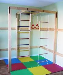 Do It Yourself Home Gym For Kids Dreamgym