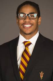 Marcus Ball - Football - Arizona State University Athletics