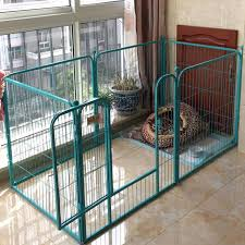 Pet Fence Dog Fence Indoor Exercise Fence Shopee Singapore