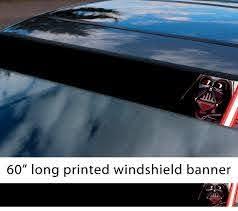Buy 60 Lightsaber Galactic Empire Sith Order Star Wars Sun Strip Printed Car Vinyl Sticker Decal