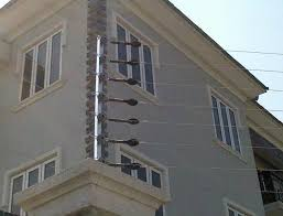 Electric Fence 6 Lines 8 Lines Properties Nigeria