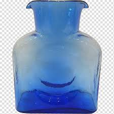glass bottle vase blenko glass company