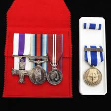 Military Cross group to 25218279 Pte. Aaron Holmes, 2nd Bn., Mercian R –  BuyMilitaryMedals.com