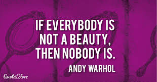 legendary andy warhol quotes on art fame and life