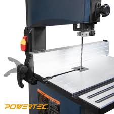 Powertec Rip Fence For Powertec Wood Band Saw Bs900rf The Home Depot