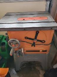 Table Saw Ridgid For Sale Shoppok Page 5