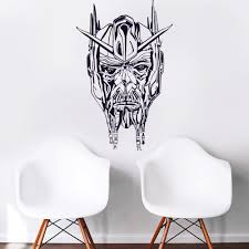 Amazon Com Transformers Wall Decal Prime Wall Sticker Bumblebee Wall Decal Kids Wall Sticker Bedroom Wall Sticker Nursery Wall Decal Kau 268 Handmade