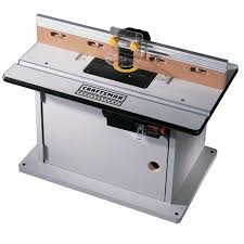 Craftsman Professional Router Table Laminate Shop Your Way Online Shopping Earn Points On Tools Appliances Electronics More