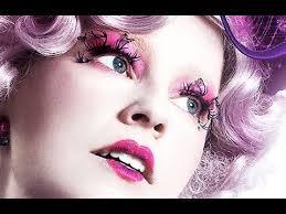 capitol inspired makeup tutorial