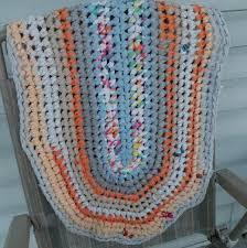 how to crochet a t shirt rug feltmagnet