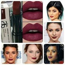 makeup trends dark and sultry