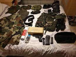 Image result for airsoft clothes