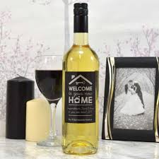 wine new home housewarming gifts