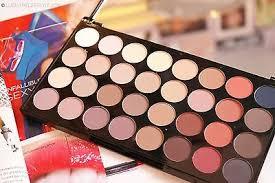shade eyeshadow palette flawless matte