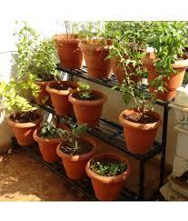 akura 25 x 25 both metal planter rack