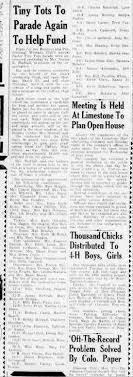 Priscilla White 1950 Tiny Tot - Newspapers.com