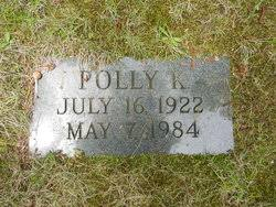 "Pauline Carroll ""Polly"" Keller St. Clair (1922-1984) - Find A Grave Memorial"