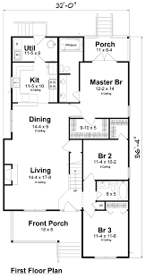 house plan 74004 with 1451 sq ft