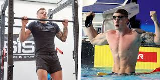 Olympic Swimmer Adam Peaty Shares His Exact Workout and Training Tips