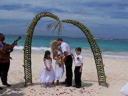 wedding renewal picture of occidental