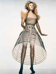 Aimee Mullins for Dazed & Confused, 1998 | Knight, Nick | V&A ...