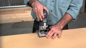 Bosch Power Tools Pr20evs Colt Palm Router Product Video Youtube