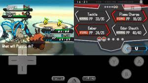DraStic] Pokemon Black 2 on Android using Cheats Working