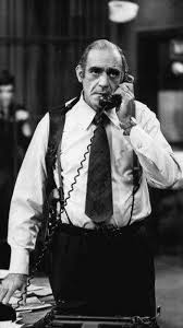Abe Vigoda, character actor in 'Barney Miller' and 'The Godfather ...