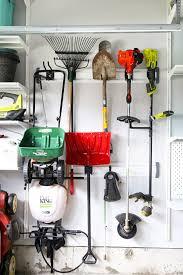 storage systems for organizing a garage