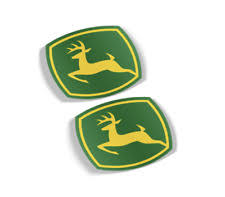 John Deere Decals Products For Sale Ebay