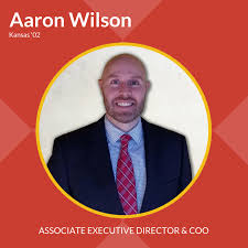 Aaron Wilson Named Associate Executive Director – The Delta Chi Fraternity