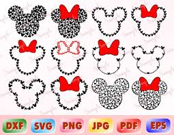 Mickey Mouse SVG | Disney svg | instant download